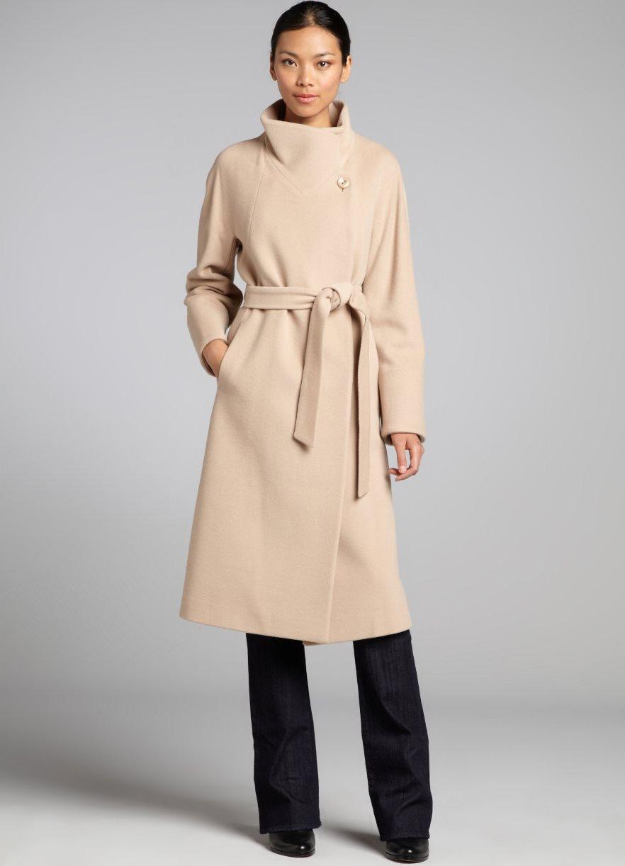 Кашемировое пальто картинки