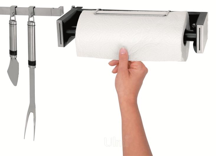 Держатель для бумажных полотенец на кухню: видео