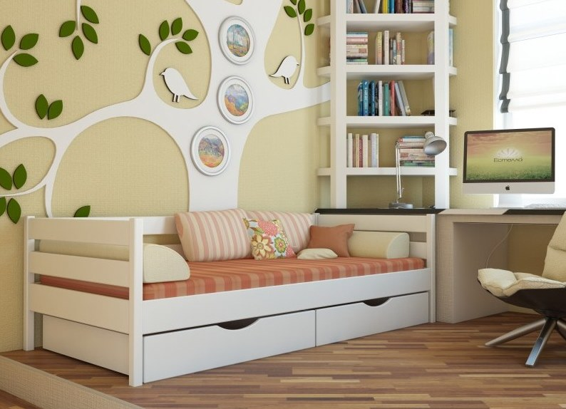 Small Kids Room Interior