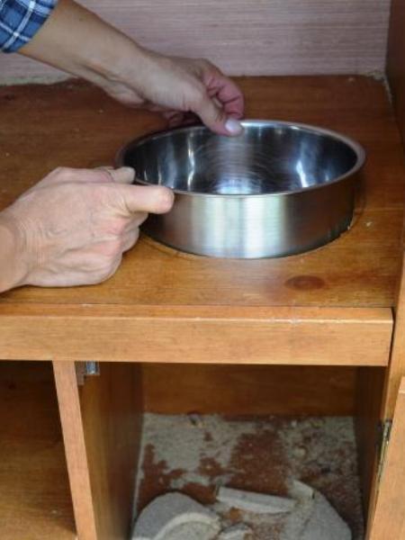 Детская кухня своими руками из старой фото 361