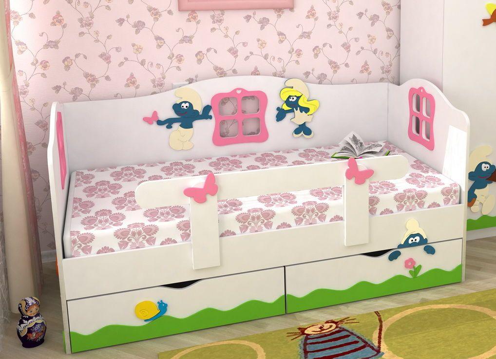 Бортик для детской кровати фото своими руками