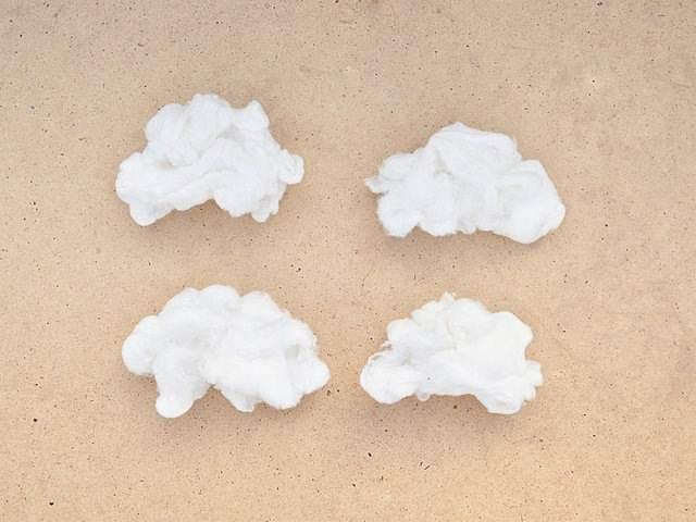 Картинка облака из ваты