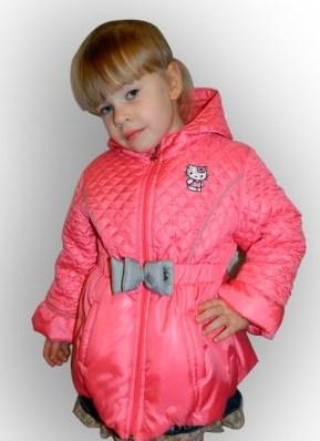 d170a48626e4 ... Детские весенние куртки для девочек 2 ...
