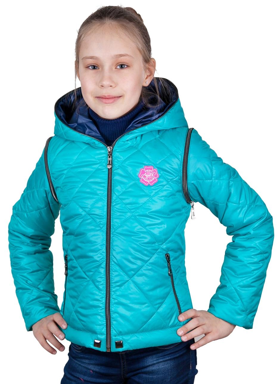 ... Детские весенние куртки для девочек 5 ... e672f296e0e