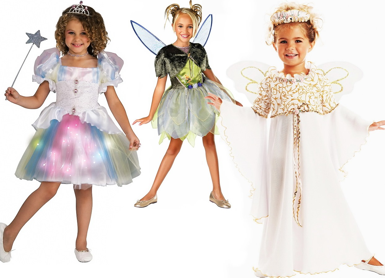 Детский новогодний костюм для девочки - photo#38