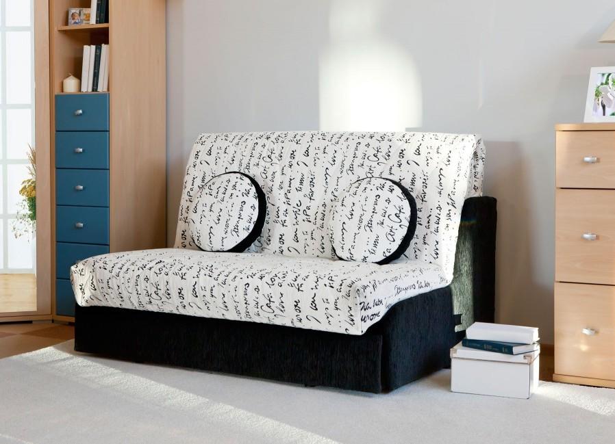 диван аккордеон без подлокотников