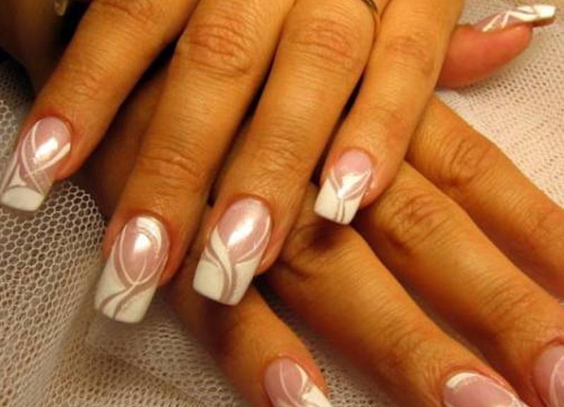 фото гелевых ногтей