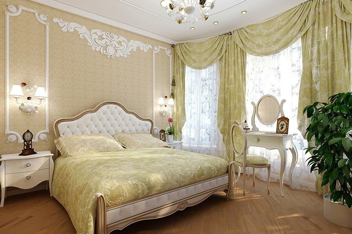Оформление спальных комнат своими руками фото 424