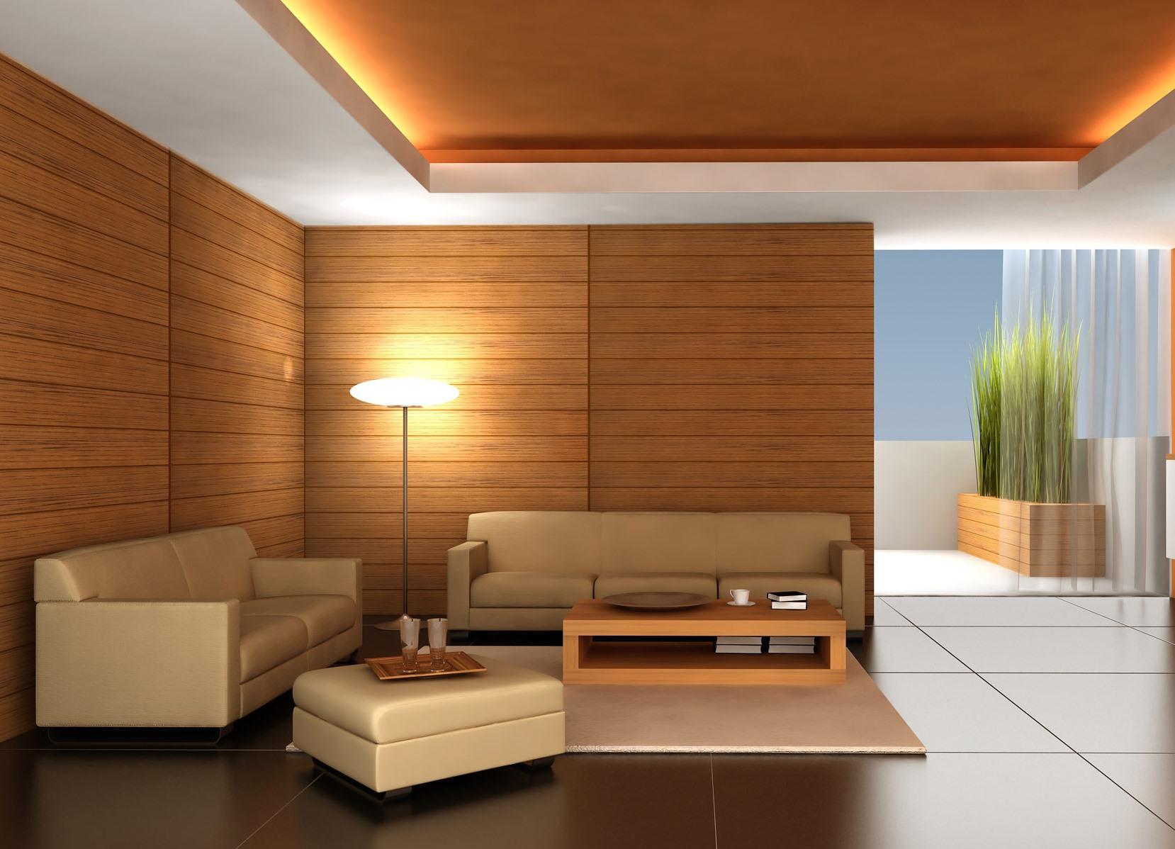 Стены под фото дома дизайны