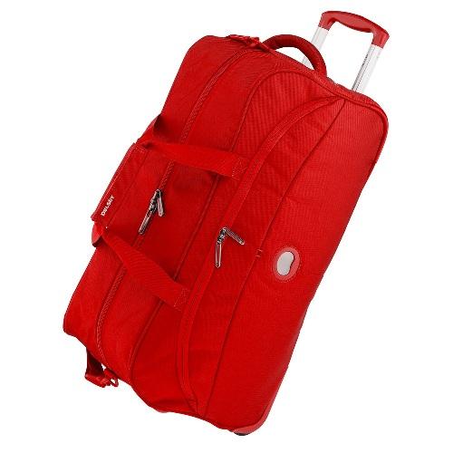 d1ffa5fe5120 Дорожная сумка на колесах с выдвижной ручкой
