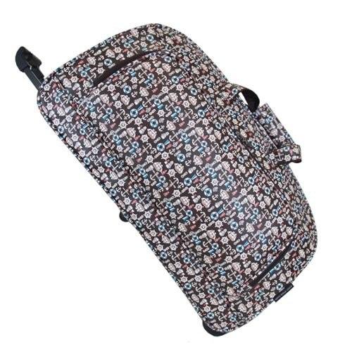fcdfa92acfed дорожная сумка на колесах с выдвижной ручкой1 ...