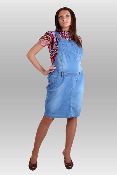 ... джинсовое платье для беременных 9 dcd43b5bf5f