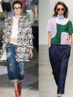 Джинсы – мода 2015