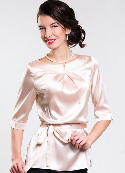 Модели блузок (176 фото): с длинным рукавом, коротким и без рукавов, трикотажные, из хлопка, шелка, шифона, летние 50