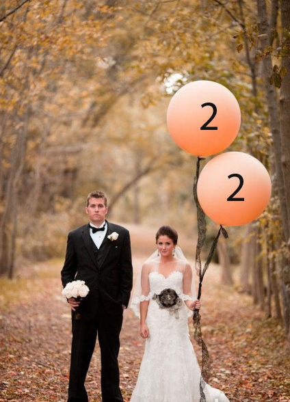 Тематическая фотосессия на годовщину свадьбы