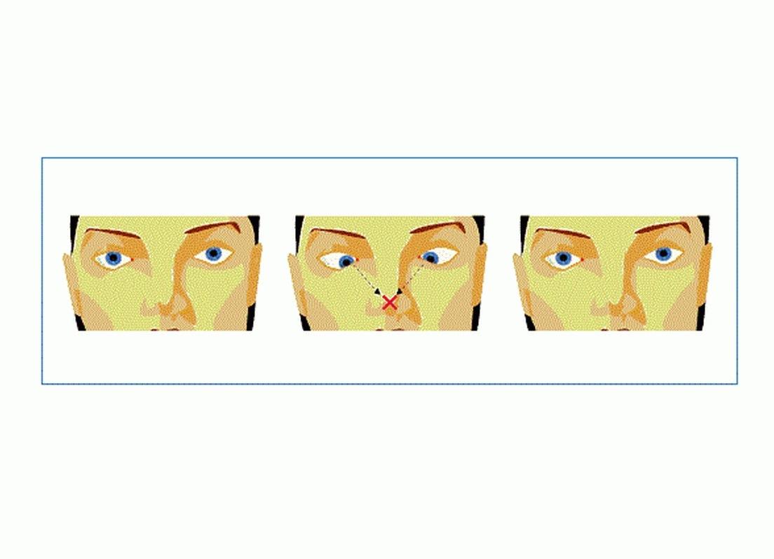 бумажных норбеков упражнения для глаз в картинках одноэтажном