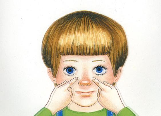 Соринка картинка для детей