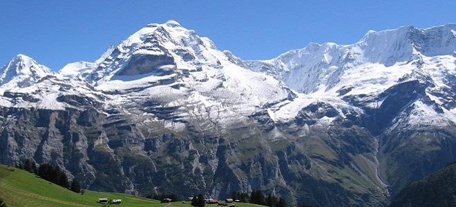 Jungfrau, Interlaken, Switzerland скачать