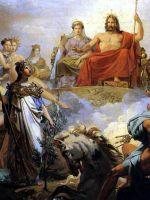 Древнегреческие боги богиня