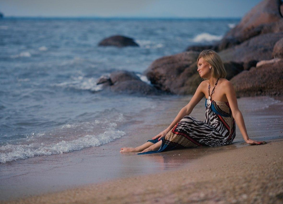 сборник пляжные фото обработка породы