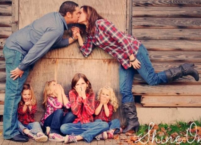 идеи для прикольной фотосессии семьей тех кто никогда
