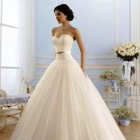 cfed8cdaf9f Невероятно красивое свадебное платье с корсетом способно превратить невесту  в настоящую принцессу. Многие девушки с самых ранних лет мечтают о том