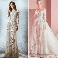 11f3628e43d Свадебные платья Зухаир Мурад – шикарные наряды от ливанского дизайнера