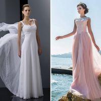 d56ed971c4a Летние свадебные платья из новых коллекций впечатляют своим видом даже  самых искушенных модниц. Ведущие модельеры в этом сезоне предлагают  огромный выбор ...