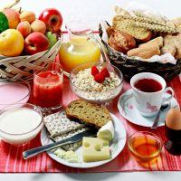 завтраки для похудения рецепты