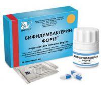 бифидумбактерин для похудения