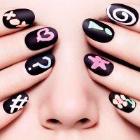 Что означает форма ногтей