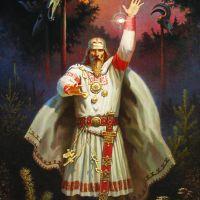 картинки велес бог