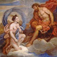 Древнегреческая богиня радуга
