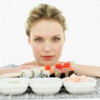 суши калории