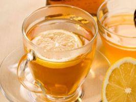 Лимонно медовая диета