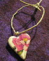 Открытка сердце