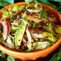 салаты с авокадо простые рецепты