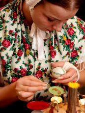 Пасха в украине традиции
