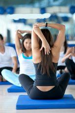 упражнения для похудения спины