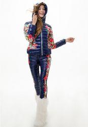 зимние комплекты для женщин куртка и брюки