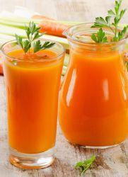 морковный сок польза и вред для печени