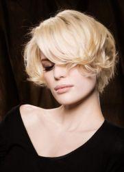 حلاقة الشعر القصير للشعر المجعد