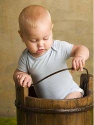 Боди для новорожденного сшить