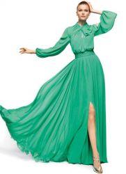Красивые классические платья
