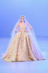 Свадебные платья Эли Сааб