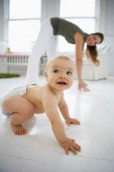 Физкультура для малышей