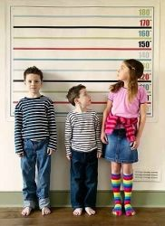 Формула роста ребенка