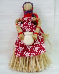 Как ребенку своими руками сделать куклу из фото 149