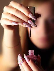 Как научиться рисовать на ногтях