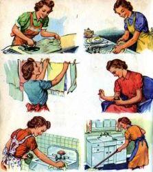 Как правильно делать уборку
